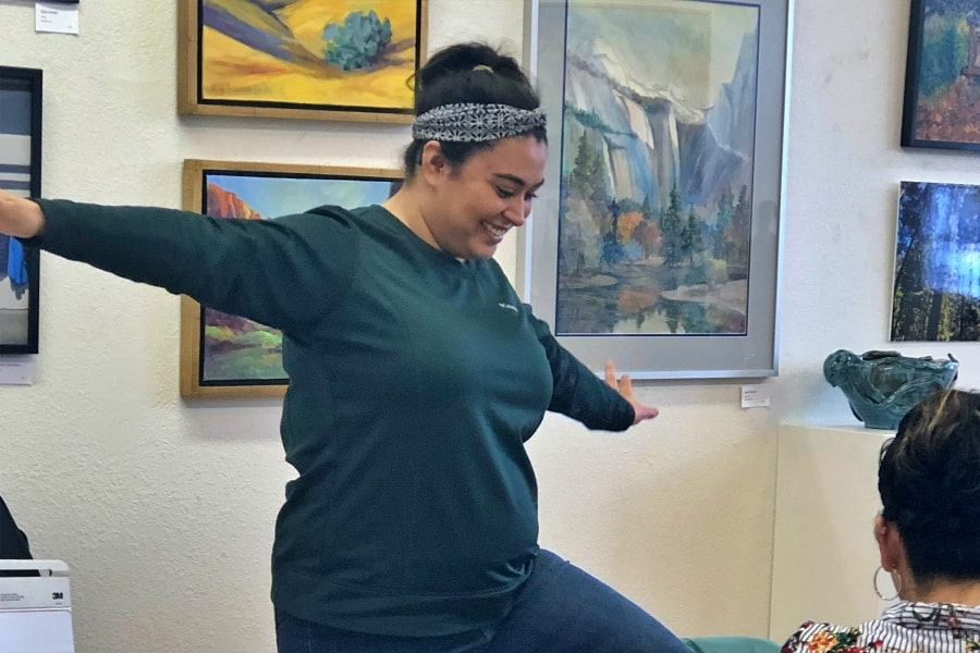 Teacher workshops for arts education in San Benito County
