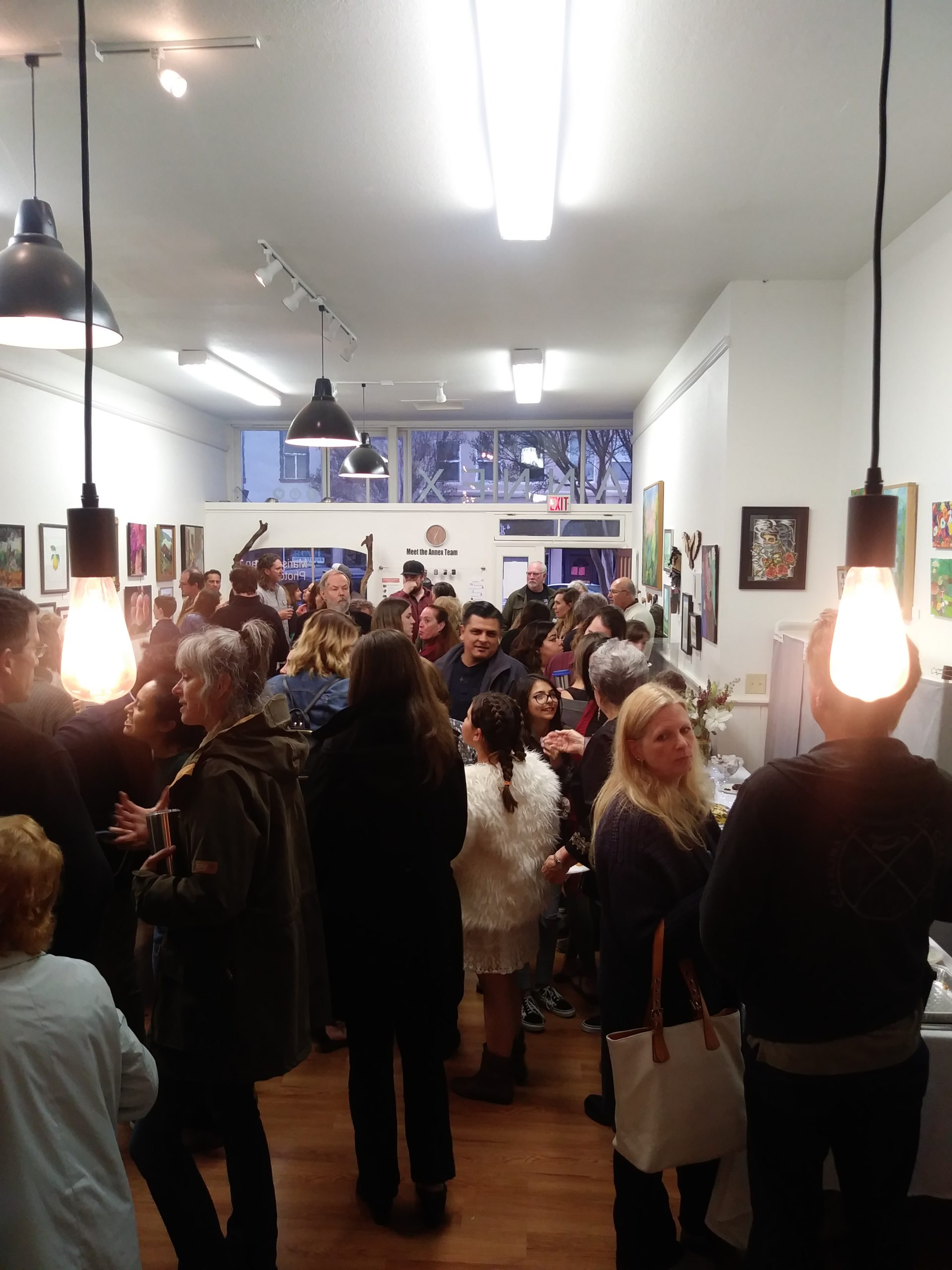 Exhibitions at the ANNEX
