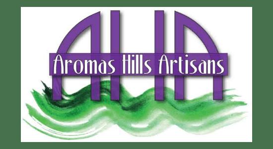 Aromas Hills Artisans logo