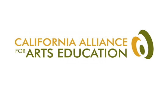California Alliance for Arts Education logo