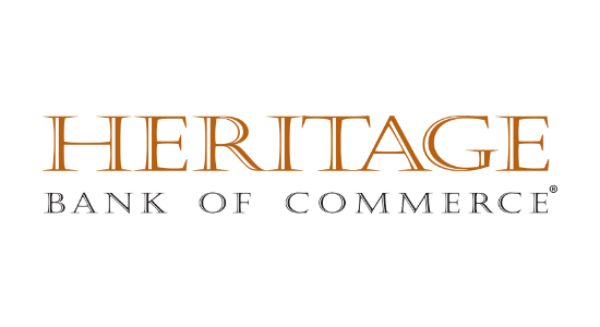 Heritage Bank of Commerce logo