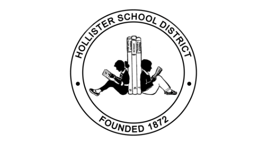 Hollister School District logo
