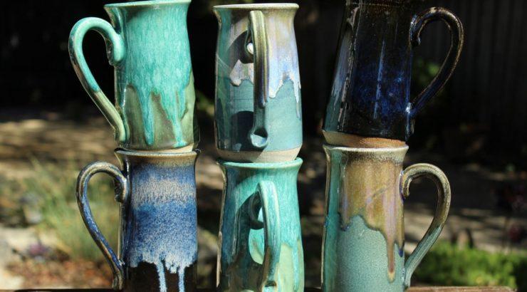 Ceramics by Sophie Lastra