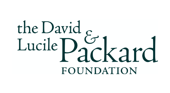 Davis and Lucile Packard Foundation logo