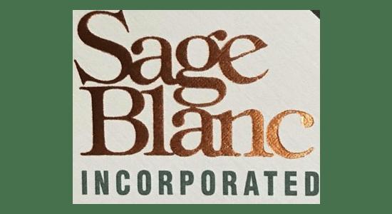 Sage Blanc logo