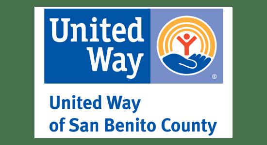 United Way of San Benito County logo