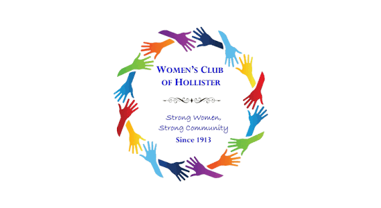 Women's Club of Hollister logo
