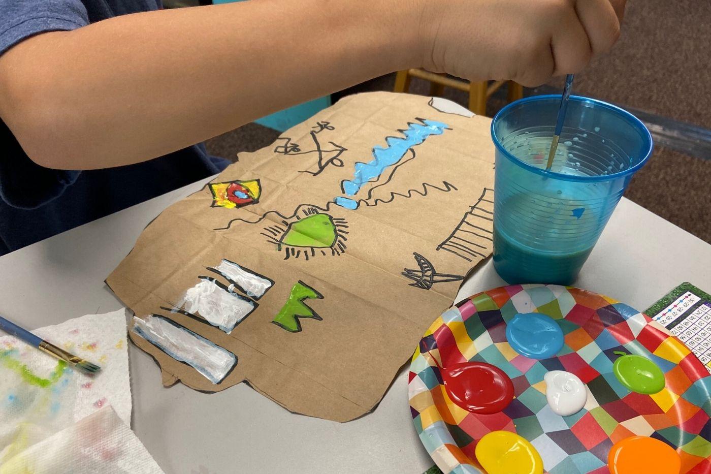 Painting Arts Education