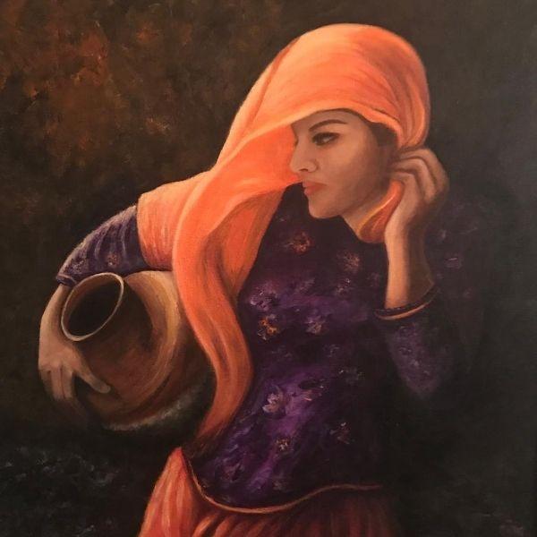 Goretti Carvalho Painting