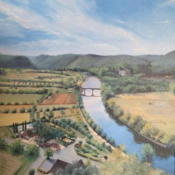 Kathleen Sheridan Painting