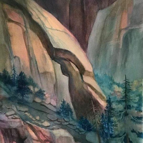 Gayle Sleznick Painting