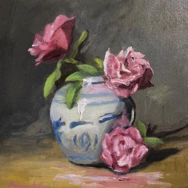 Maureen Serafini roses