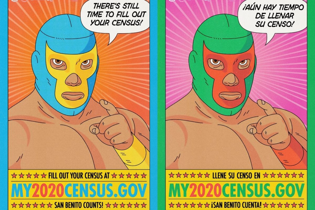 2020 Census Bryan West