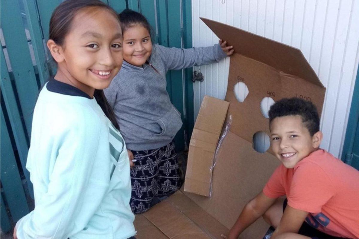 Cardboard Challenge 2019