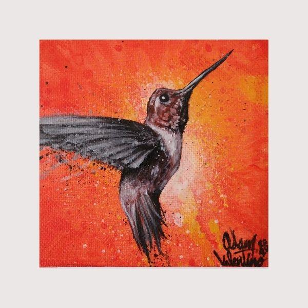 Adam Valentino Hummingbird