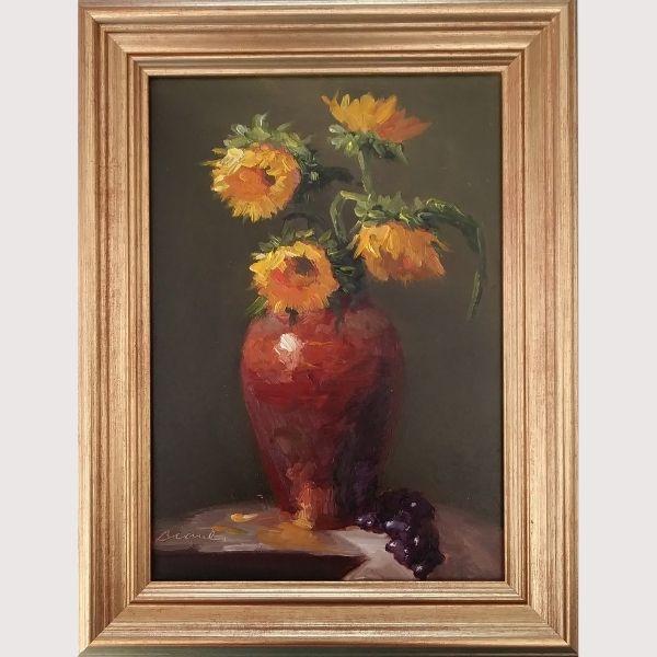 Bobbie Brainerd Sunflowers