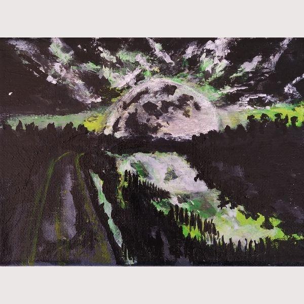 Danae Parra Landscape