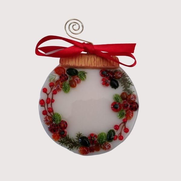 Jennifer Power Ornament
