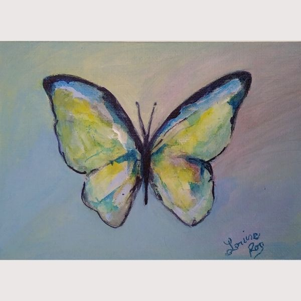 Louise Roy Butterfly