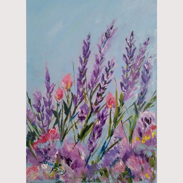 Louise Roy Lavender