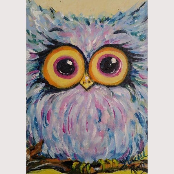 Louise Roy Owl