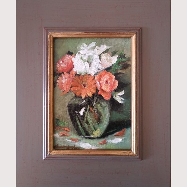Maureen Serafini Summer Flowers