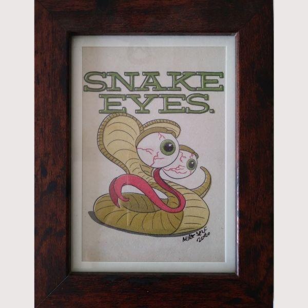 Mike Self Snake Eyes