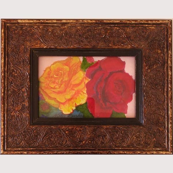Vickie Burke Roses