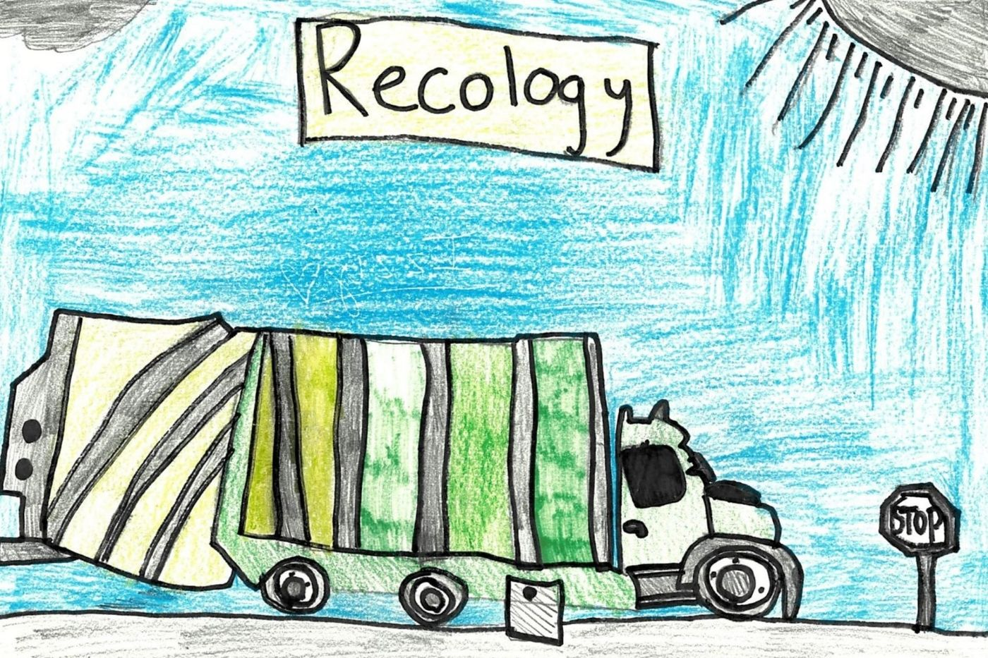 Recology Poster Contest