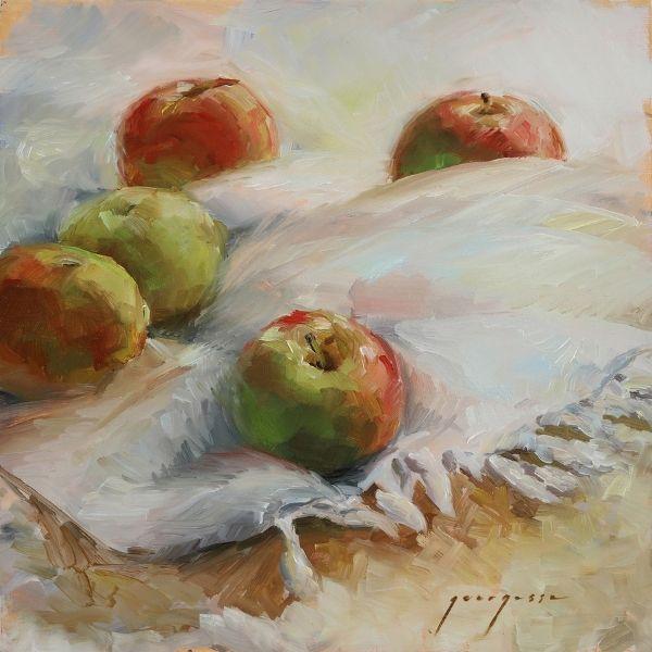 Oil Painting by Georgesse Gomez