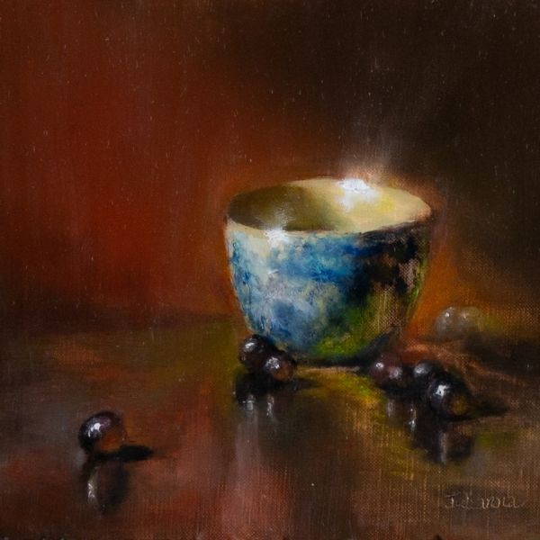 Oil Painting by Julianna O'Hara