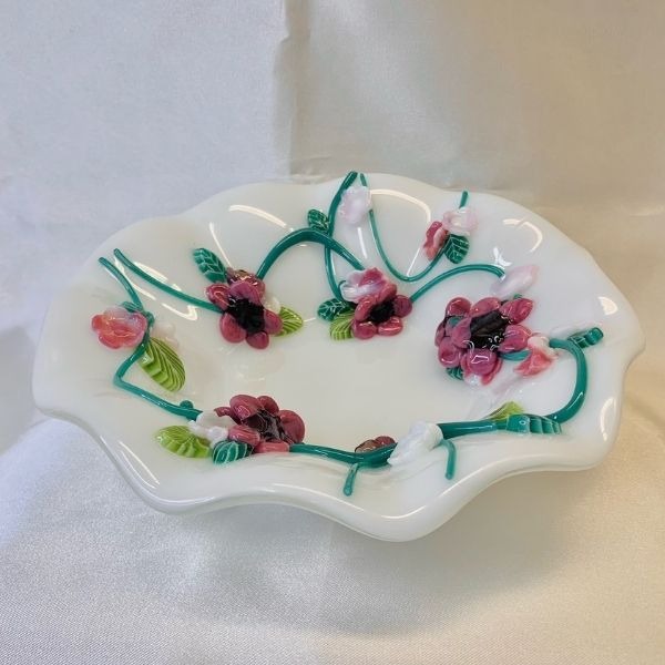 Glass Bowl by Jennifer Power