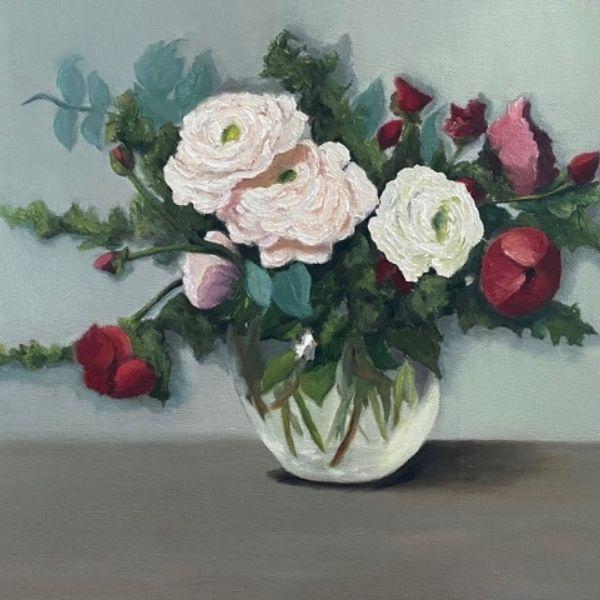 Oil Painting by Maureen Serafini
