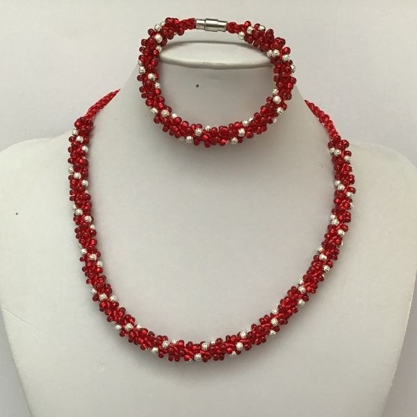 Necklace by Christine West