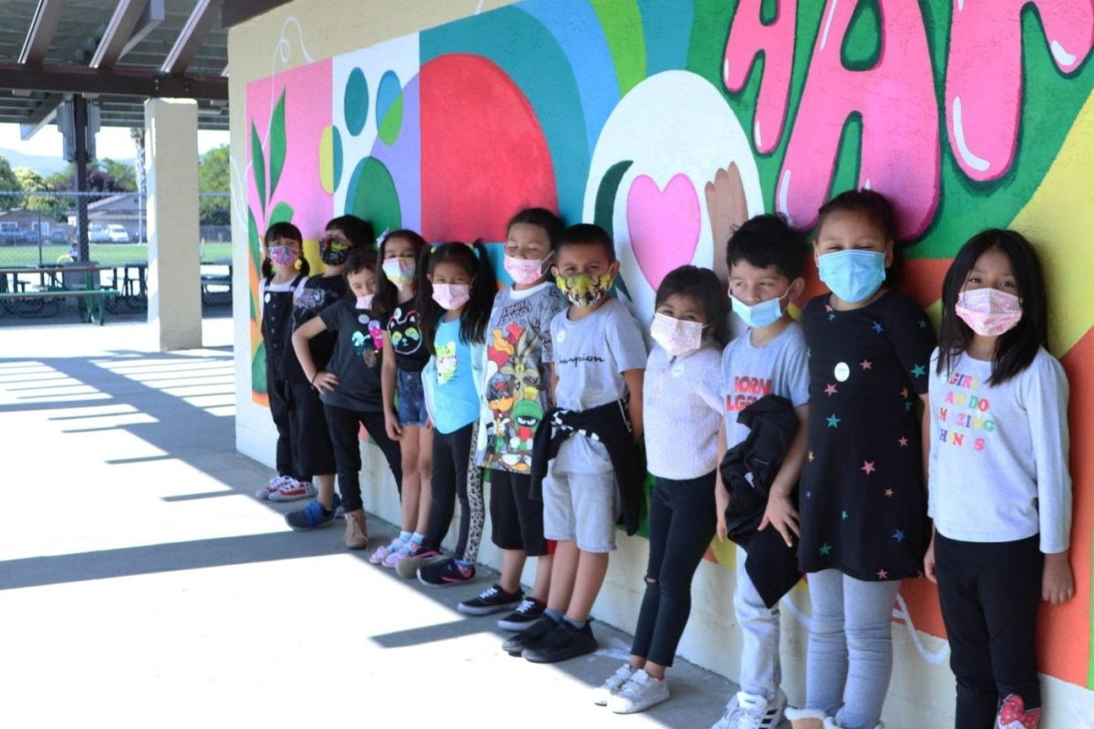 Calaveras AAA ElementarySchool Mural